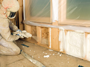 Home insulation is great for Maryland garages.
