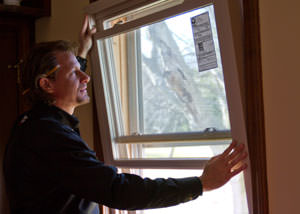 A replacement window installation in Elkridge